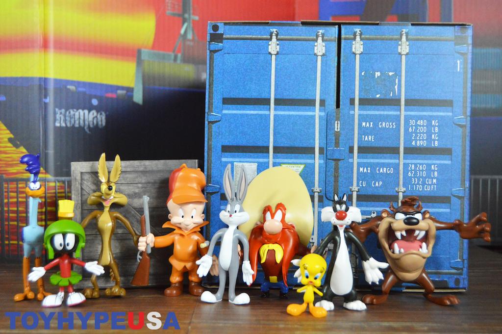 NJ Croce – Looney Tunes Bendable Figures Review