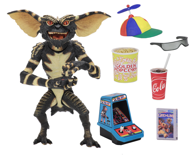 NECA Toys Ultimate Gamer Gremlin – GameStop Exclusive Figure Available Now