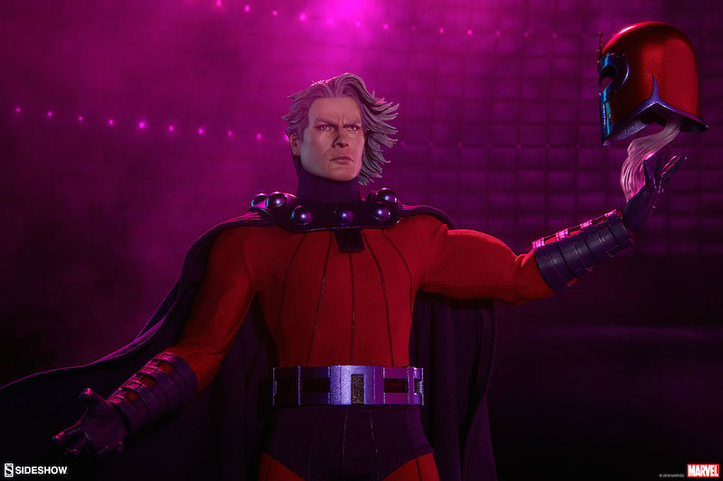Sideshow Collectibles Marvel Comics Magneto Sixth Scale Figure