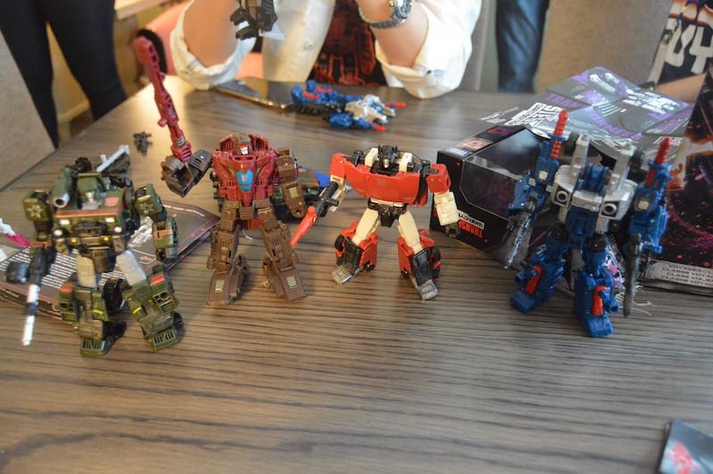 Hasbro Transformers NYCC 2018 Roundtable Event Coverage