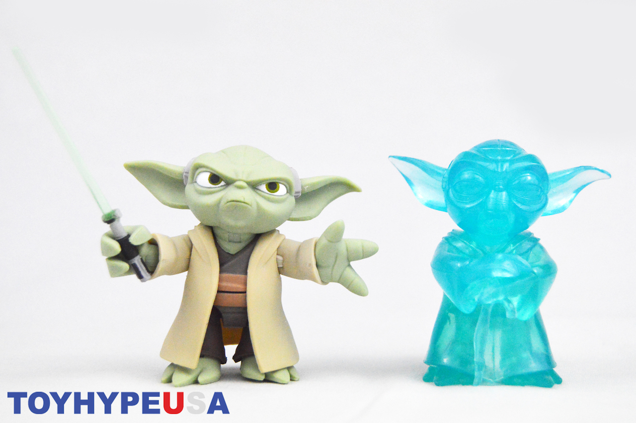 Disney Store Exclusive Star Wars Toy Box Jedi Master Yoda Figure Review