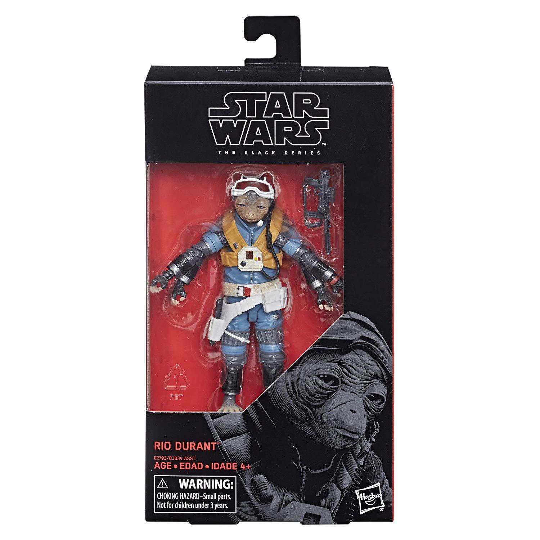 Hasbro Star Wars The Black Series 6″ Rio Durant Figure Now $19 On Amazon