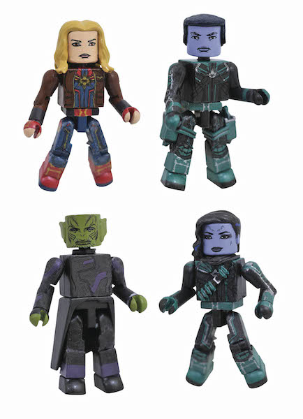 Diamond Select Toys Solicitations For May 2019 – Castlevania, DC Comics, Marvel & More