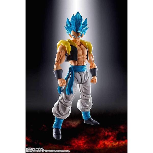 SH Figuarts Dragon Ball Super: Broly Super Saiyan Broly & Gogeta Figure Pre-Orders