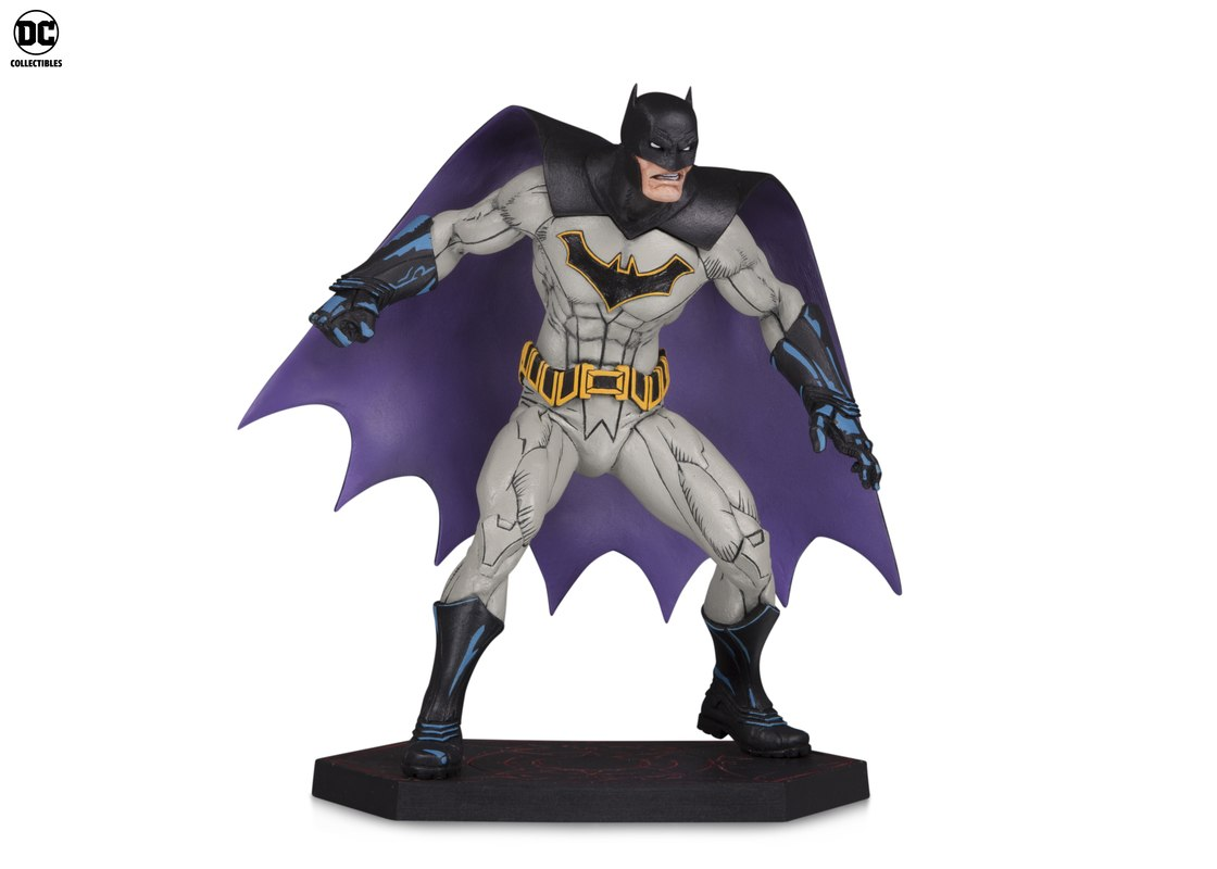 DC Collectibles Solicitations For July 2019 – Batman Black & White, Dark Nights: Metal, Deluxe Figure Stand & More