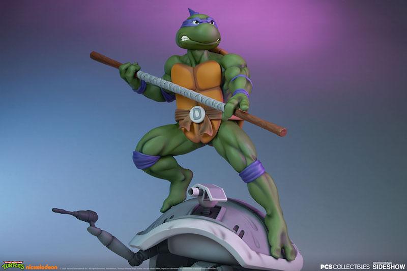 Pop Culture Shock Teenage Mutant Ninja Turtles Donatello 1:4 Scale Statue