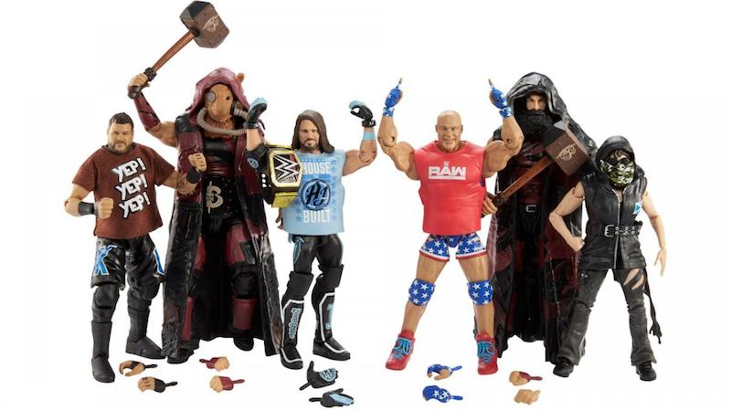 Mattel – WWE Elite Series 66 Figures Revealed