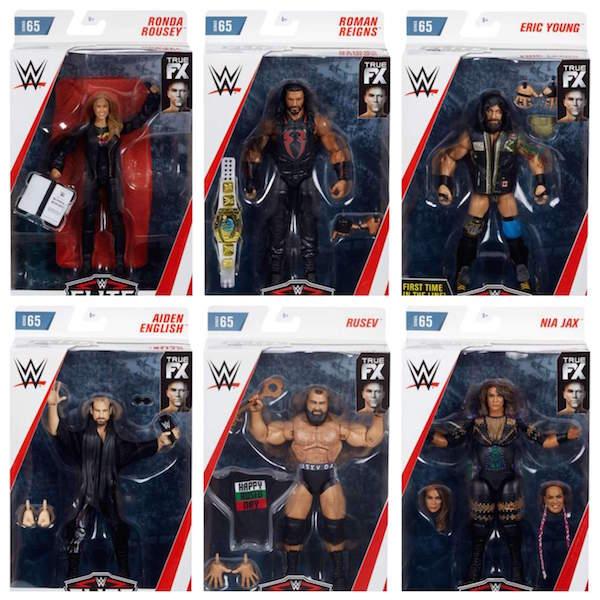 Mattel – WWE Elite Series 65 Figure Pre-Orders