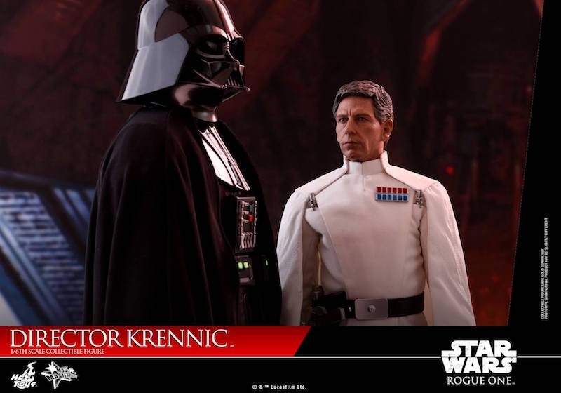 Hot Toys Rogue One: A Star Wars Story Director Krennic Sixth Scale Figure