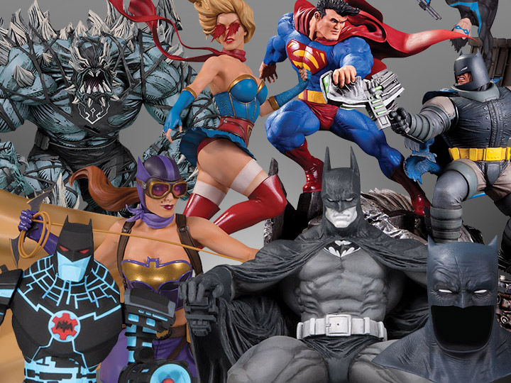 DC Collectibles Solicitations For September 2019