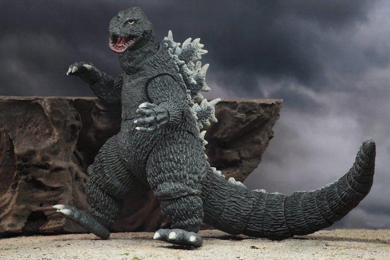 NECA Toys 1962 Godzilla – 12″ Head To Tail Godzilla Figure Available Now