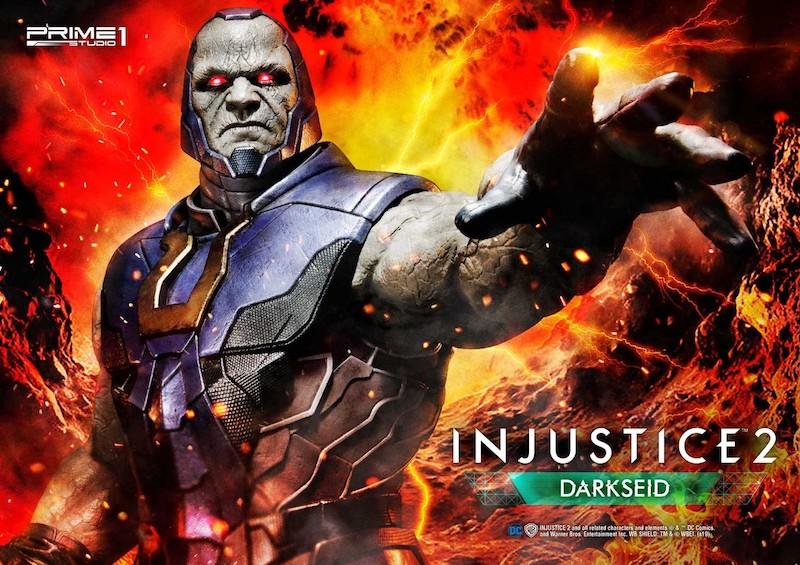 Prime 1 Studio Injustice 2 – Darkseid Statue Pre-Orders