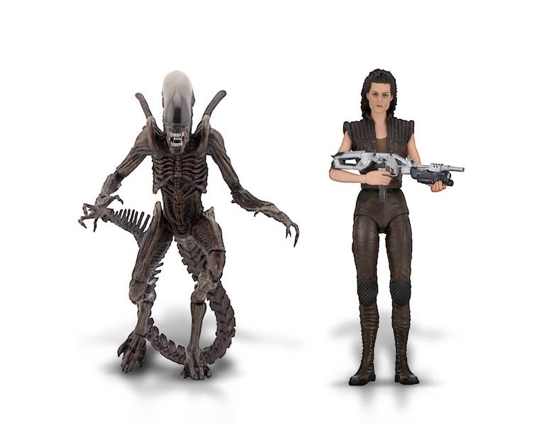 NECA Toys Shipping This Week – Alien: Resurrection Series 14, Godzilla & Michael Myers