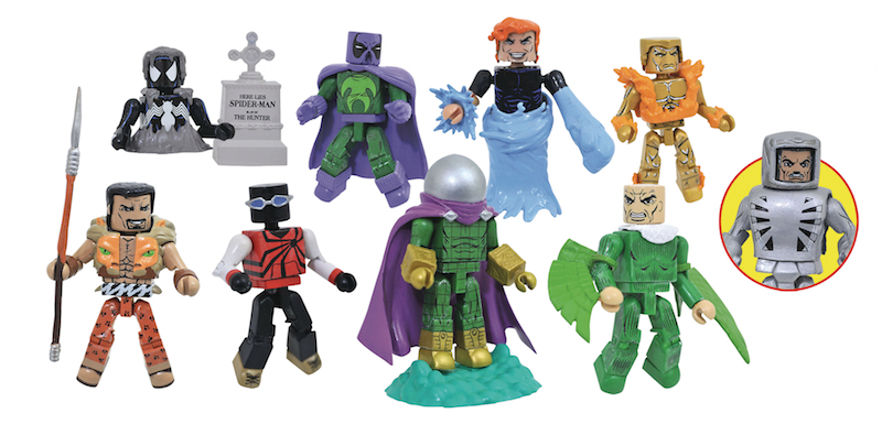 Diamond Select Toys Solicitations For June 2019 – DC, Bruce Lee, Marvel & More