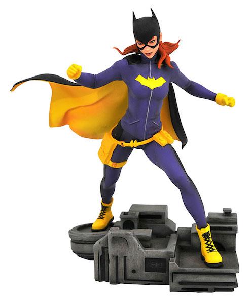 Diamond Select Toys In-Stores Today – Avengers: Endgame, Batgirl & Bruce Lee