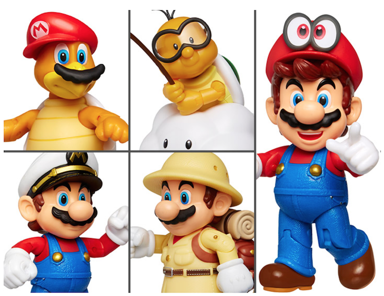 Jakks Pacific World Of Nintendo 4″ Wave 15 Figures In-Stock On Amazon