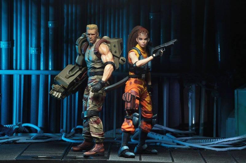 NECA Toys Shipping This Week – Godzilla, Ultimate 2009 Jason, Golden Girls, Alien Vs. Predator & More