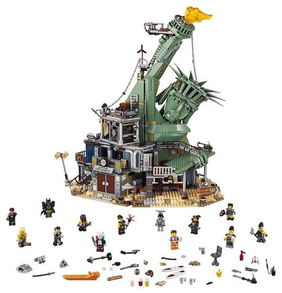 LEGO Movie 2 – 70840 Welcome To Apocalypseburg Set Announced