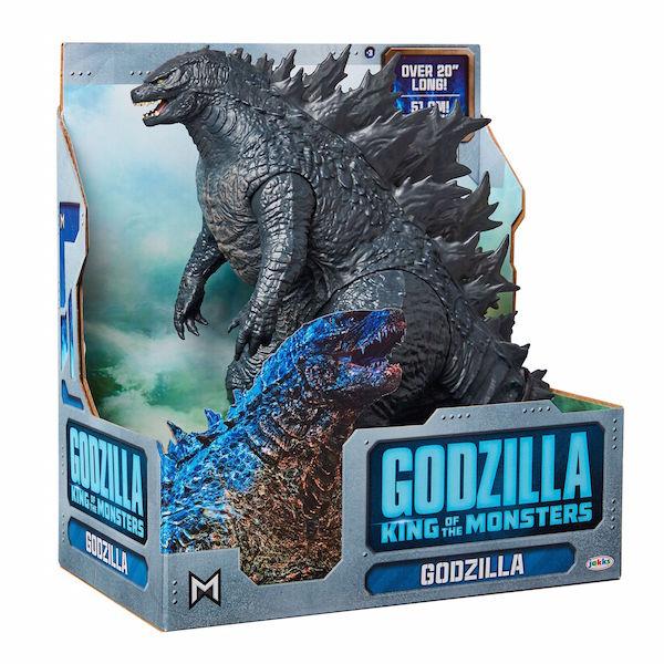 Jakks Pacific Godzilla: King Of The Monsters Toys Revealed