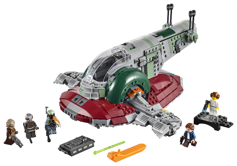 LEGO Star Wars 20th Anniversary Sets Revealed