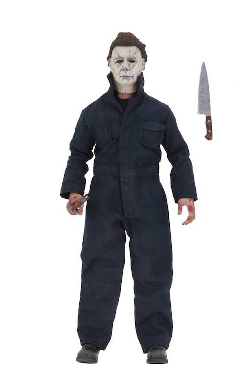 NECA Toys NYTF 2019 – Halloween 2018 Michael Myers 8″ Clothed Figure