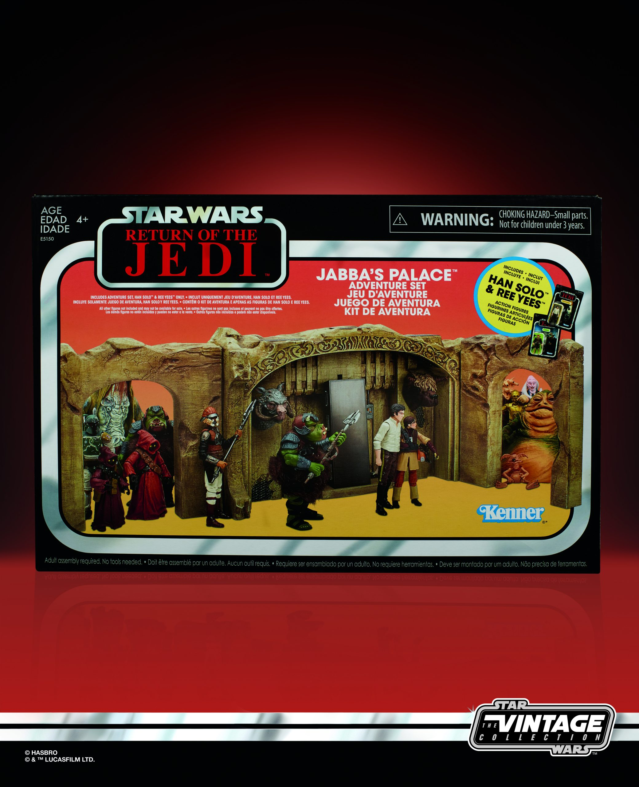 Hasbro NYTF 2019 – Official Star Wars Press Release