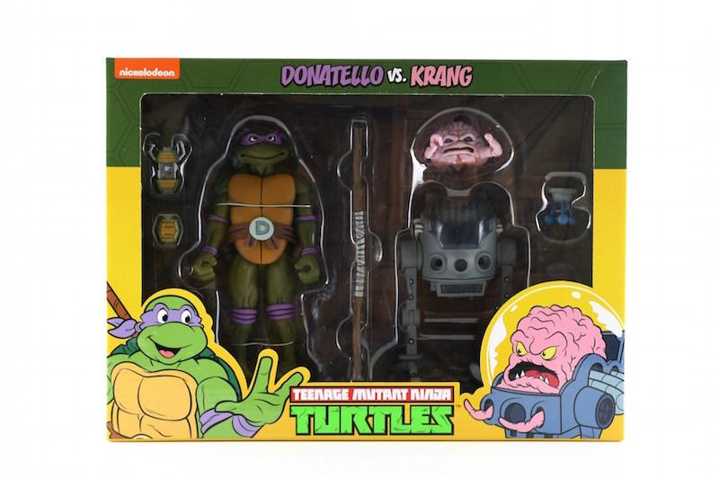 NECA Toys NYTF 2019 – Teenage Mutant Ninja Turtles 2-Packs Revealed