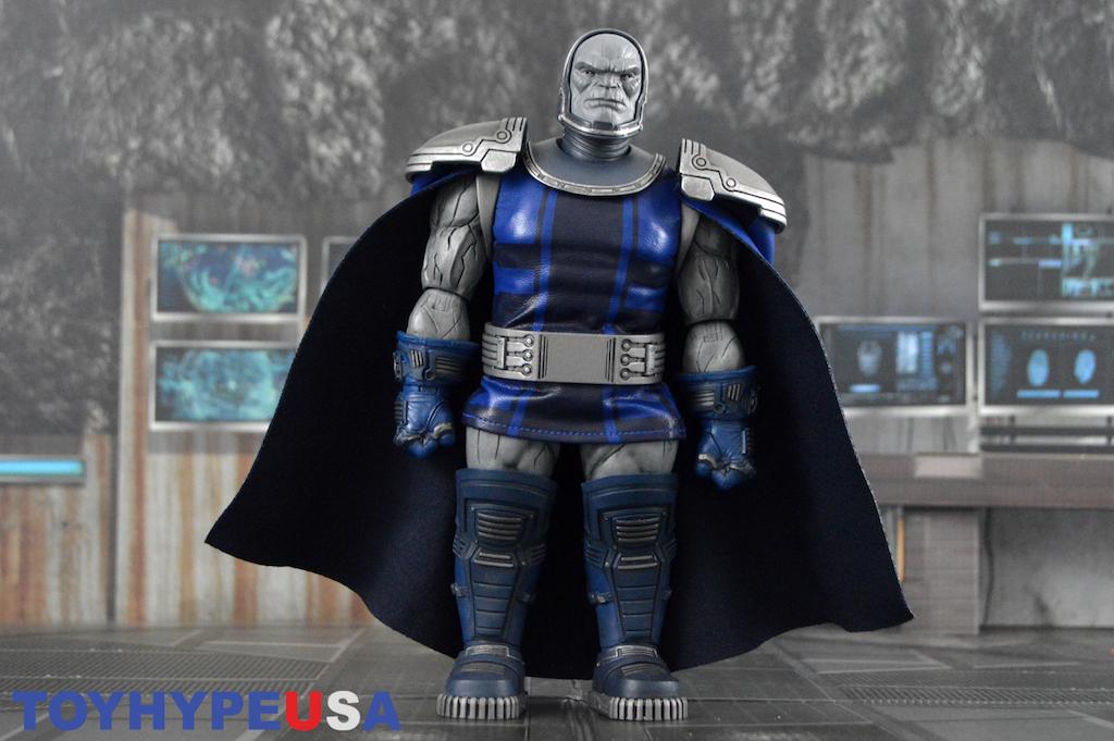 Mezco Toyz One:12 Collective DC Comics Darkseid Figure Review