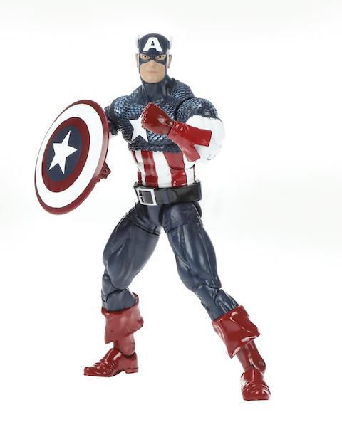 Hasbro Marvel Legends 6″ 80th Anniversary Captain America Figure In-Stock Online