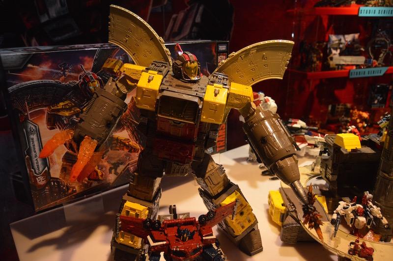 NYTF 2019 – Hasbro Transformers Panel & Showroom Coverage
