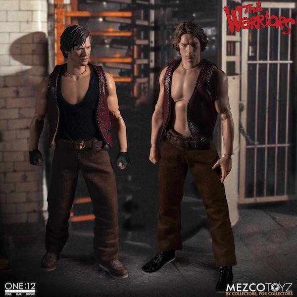 Mezco Toyz The Warriors One:12 Collective Box Set