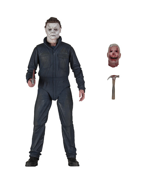 NECA Toys Halloween 2018 Michael Myers 1/4″ Scale Figure Available Now