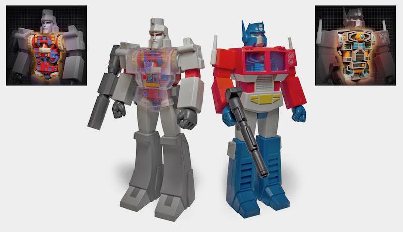 Super7 Unveils MLB, Transformers Super Cyborg & Rocky At New York ToyFair
