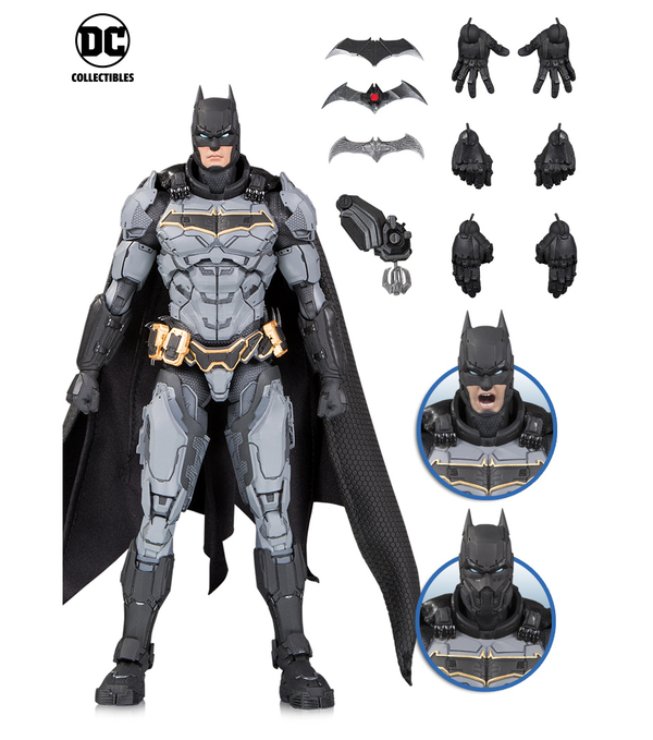 DC Collectibles NYTF 2019 – New 9″ DC Prime Figures