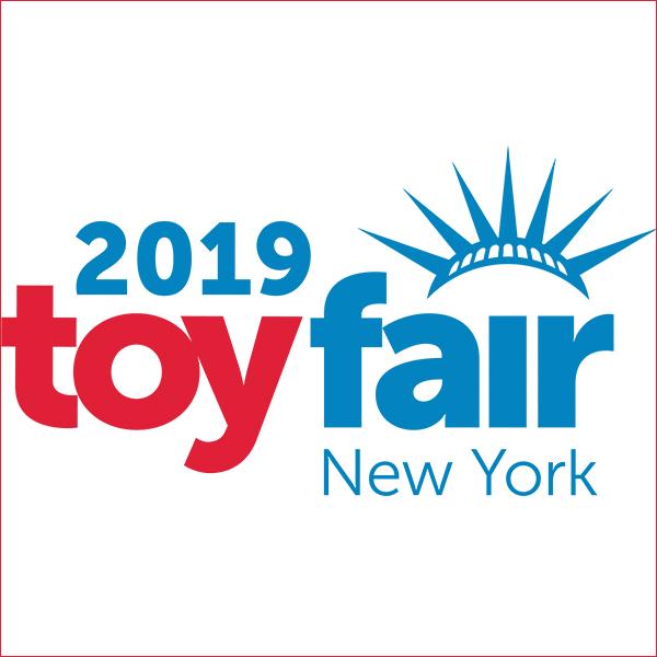 New York ToyFair 2019 Coverage Kicks Off February 16th