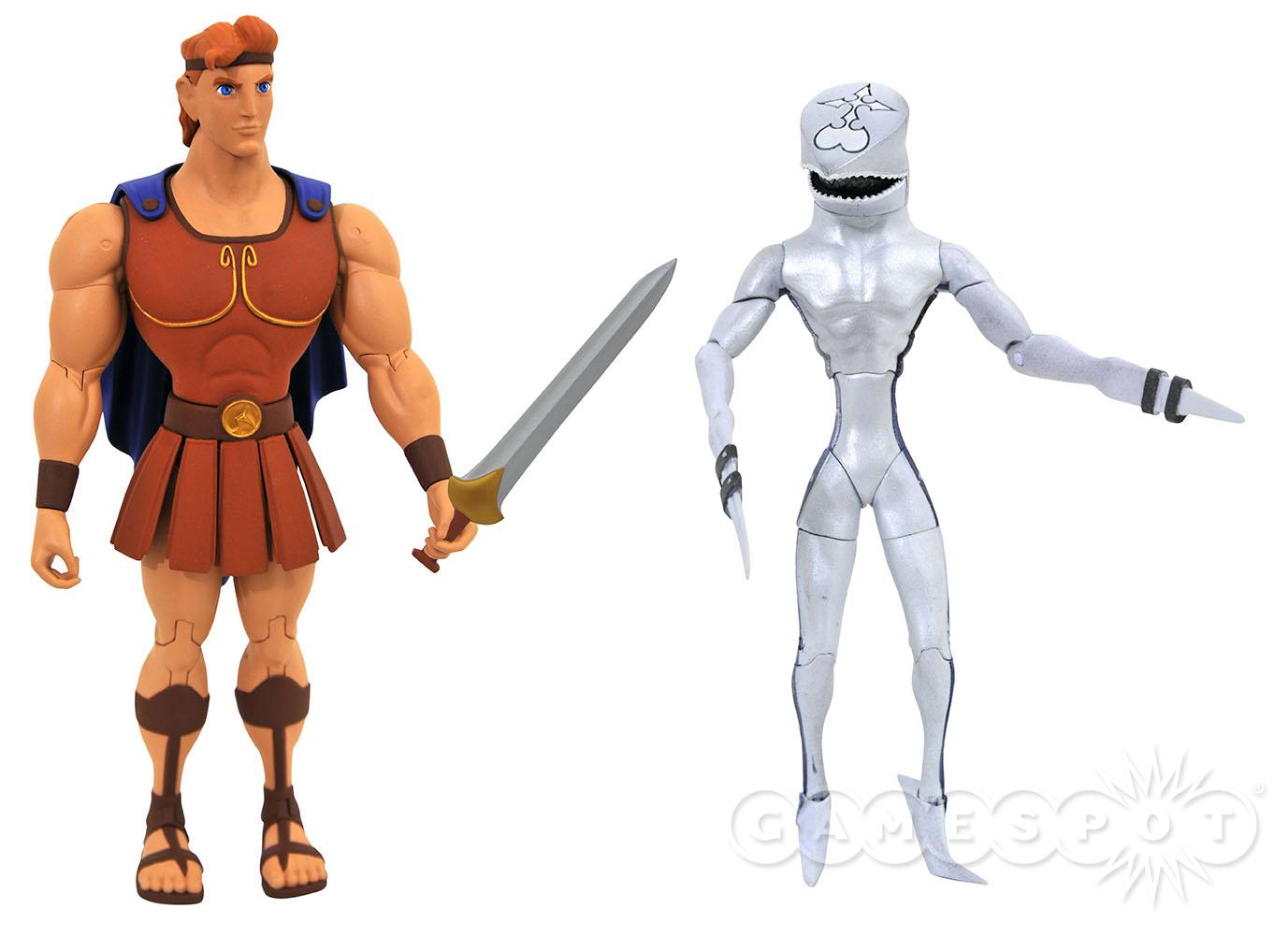 Diamond Select Toys Kingdom Hearts 3 – Sora & Hercules Figures To Debut At New York ToyFair 2019