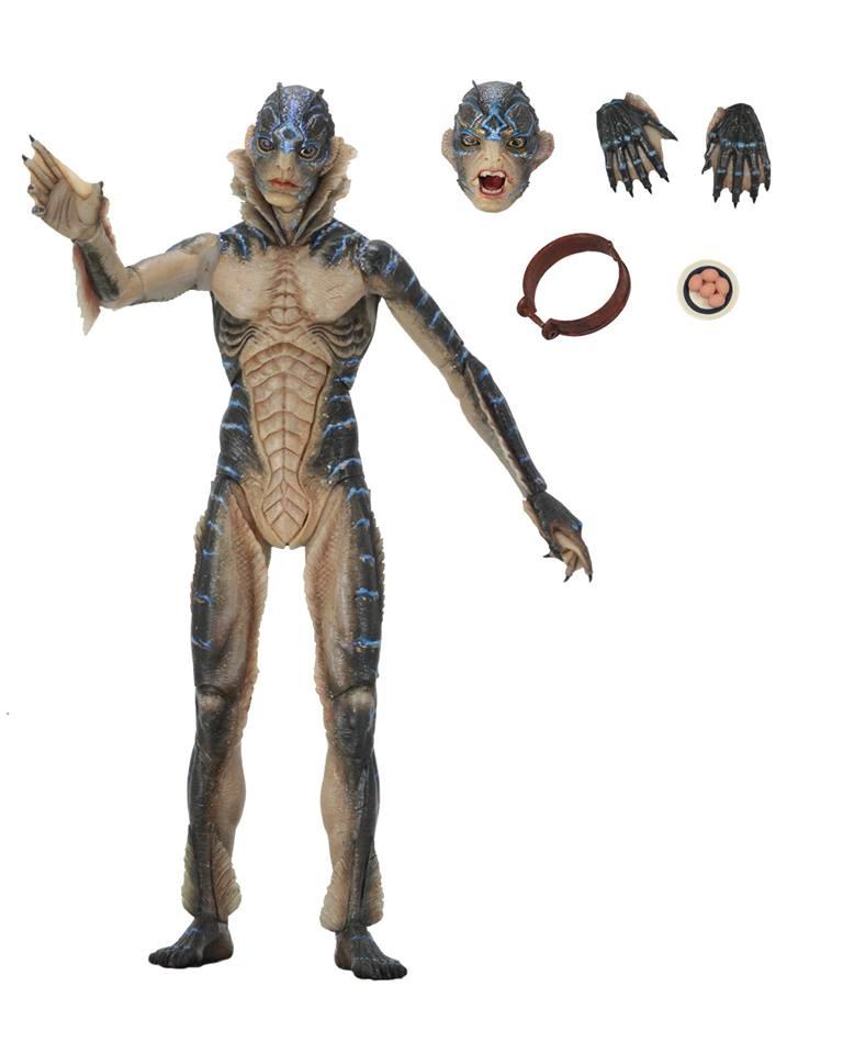 NECA Toys The Shape of Water – Amphibian Man 7″ Scale Figure