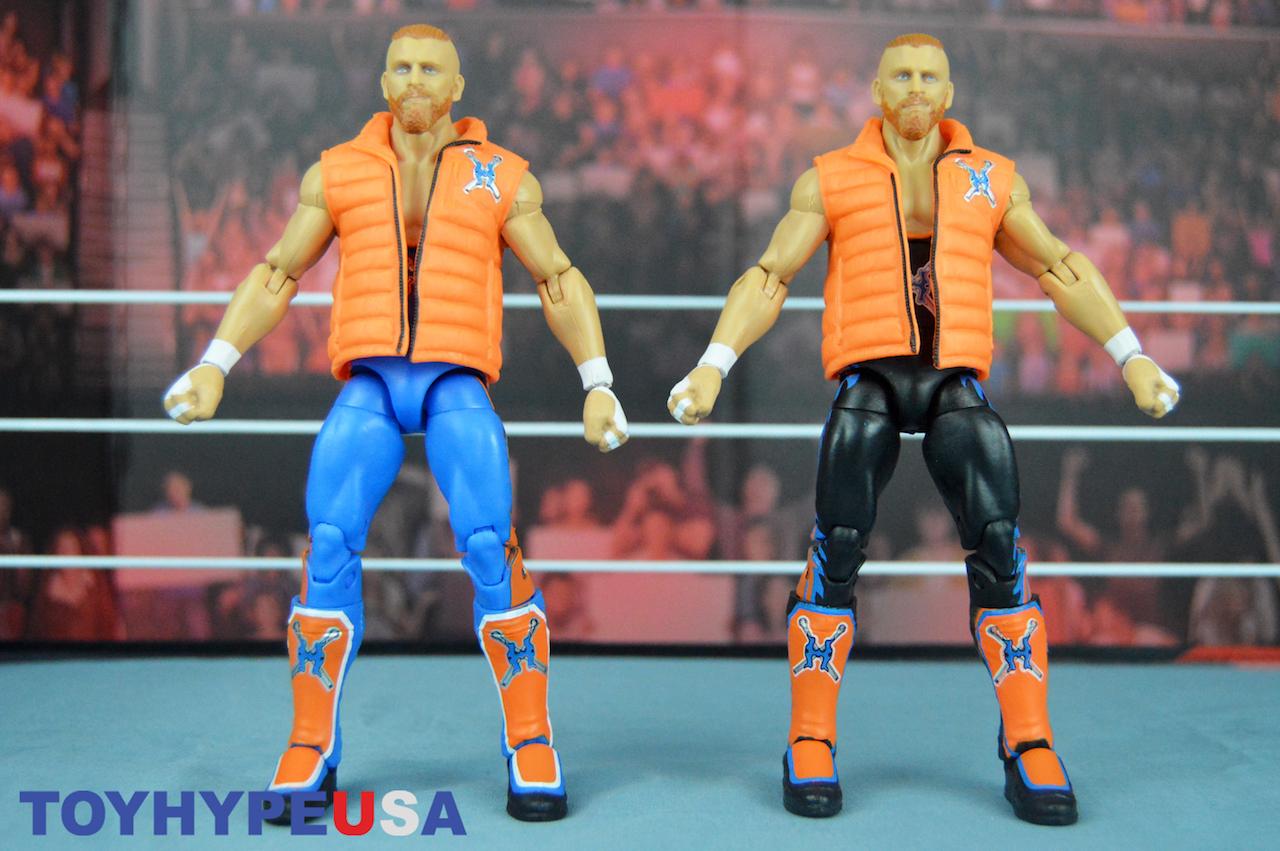 Mattel – WWE Elite Collection Series 64 Curt Hawkings Figure Review