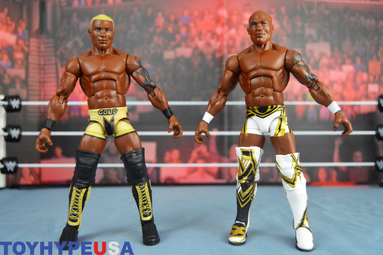 Mattel – WWE Elite Collection Series 63 Shelton Benjamin Figure Review