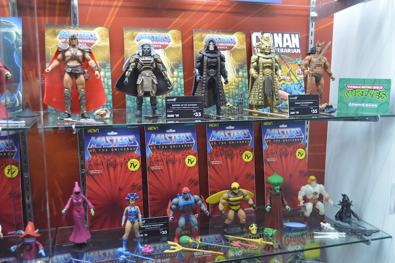 Super7 NYTF 2019 – Masters Of The Universe Classics, Snake Mountain Update & More (Update)