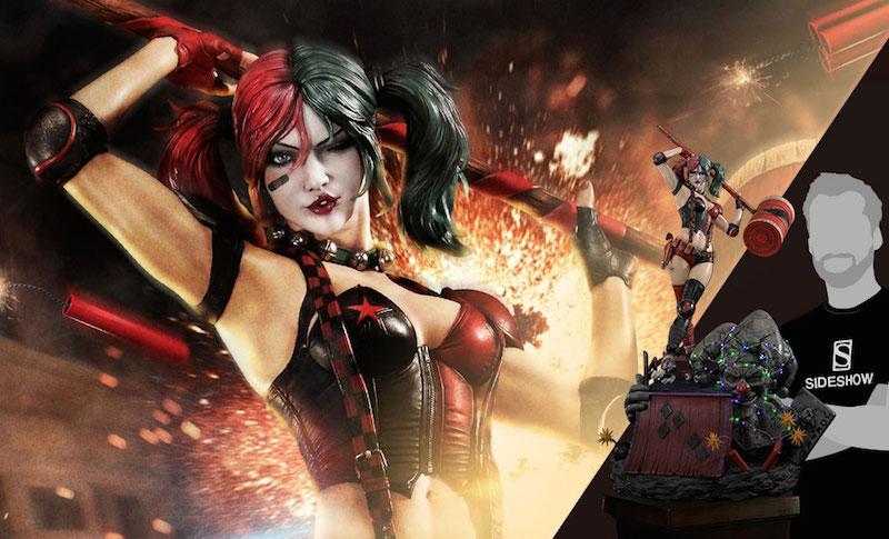Prime 1 Studio Harley Quinn Statue Pre-Orders