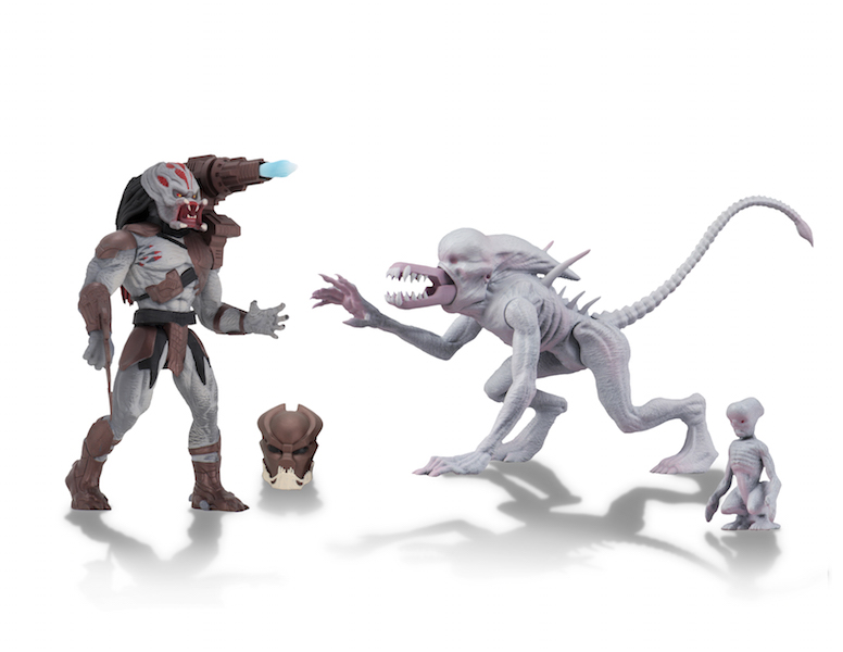 NECA Toys Shipping This Week – Alien & Predator Classics, Big Chap & Jason Voorhees