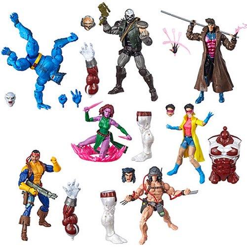 Hasbro Marvel Legends X-Men Wave 4 (Caliban Build-A-Figure) Wave Pre-Orders