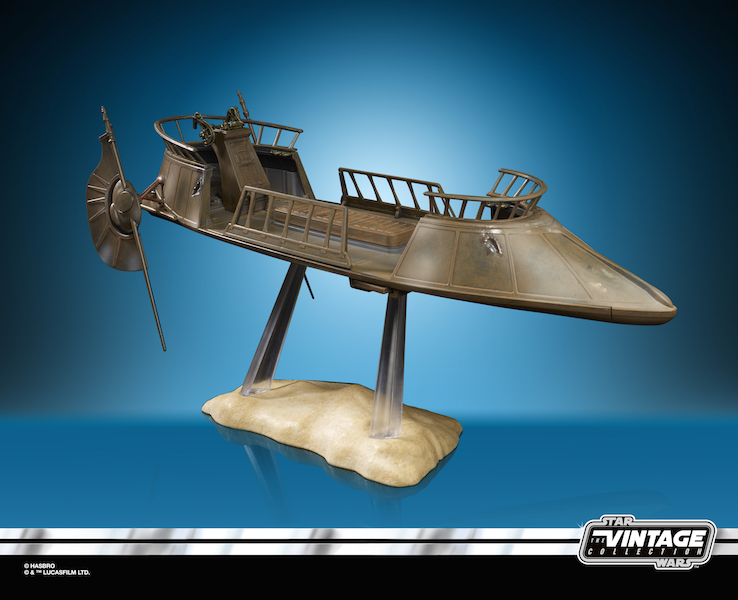 Hasbro Star Wars: The Vintage Collection Skiff Vehicle Now $23.99 At Amazon