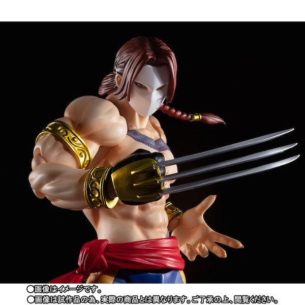 S.H. Figuarts Street Fighter V – Vega Figure
