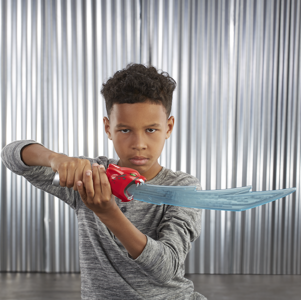 Hasbro Reveals 'Power Rangers Beast Morphers' Roleplay Line
