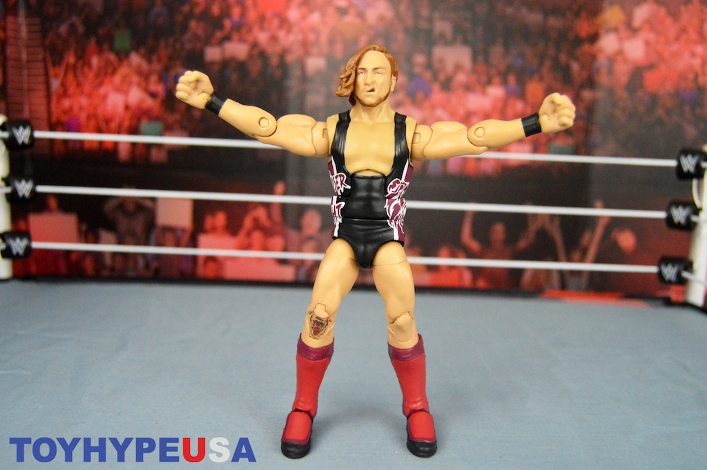 Mattel – WWE Elite Collection Series 64 Pete Dunne Figure Review