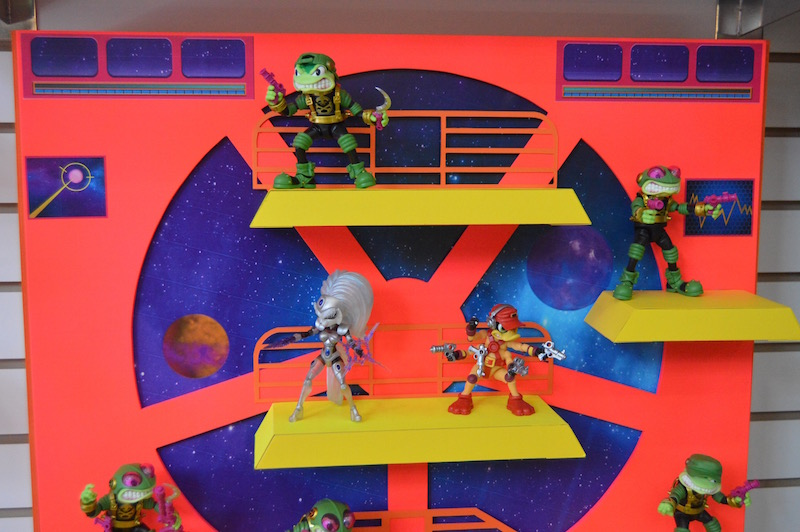 Boss Fight Studio NYTF 2019 – Bucky O'Hare & More