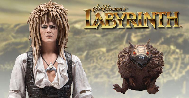 "McFarlane Toys Labyrinth – Jareth: The Goblin King ""Magic Dance"" Figure"