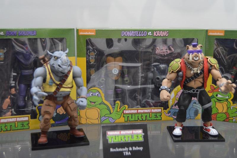 NECA Toys NYTF 2019 Booth Coverage – TMNT, Predator, Horror & More